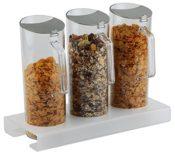 Müslispender / Cerealienspender / Müslibar / Cerealienbar | Gr. 38 cm x 17 cm